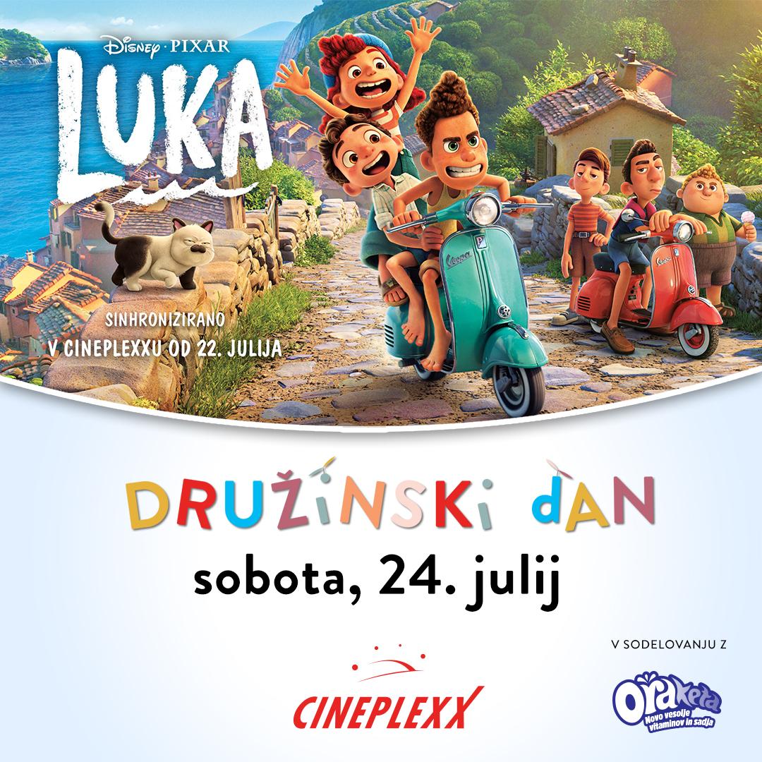 Družinski dan LUKA - Cineplexx image