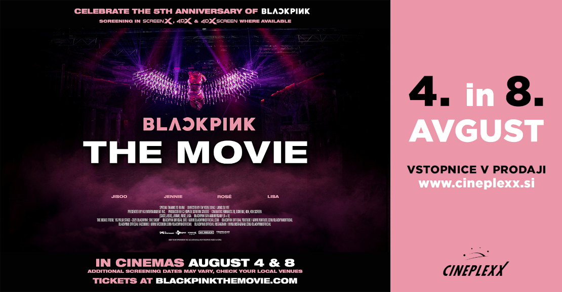 BLACKPINK THE MOVIE image